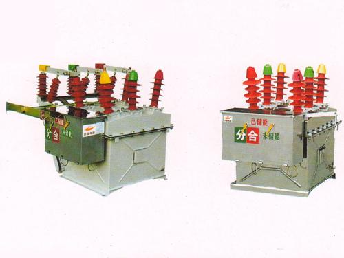 ZW8-12T户外高压真空断路器