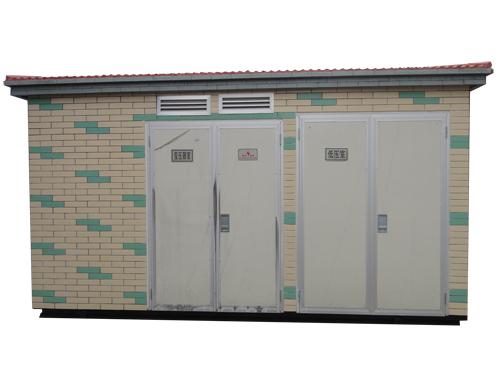 YBW-12型箱式变电站
